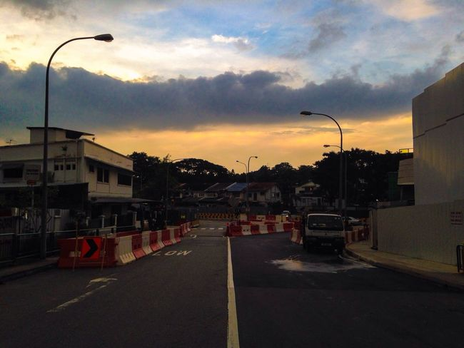 Singapore Street Photography Iphone5C Beautiful Scenery Landscapephoto