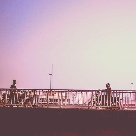 Nothing stops the Okada ! Lagos Nigeria Streetphotography africa