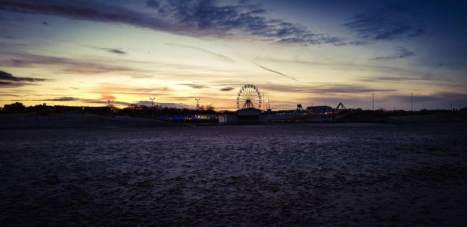 Sand Sea Beach Outdoors Sunset Nature Photography Cinematography Photo