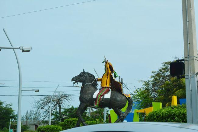 PUERTO RICO 🇵🇷 Hatillo Statue Festival De Las Mascaras