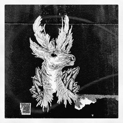 Le cerf du Panier Nikonfr Nikonfrance Marseille Igersmarseille Massilia Panier Marseillerebelle Bnw_mar Urban Exploration Photography France Streetart Street Instameet