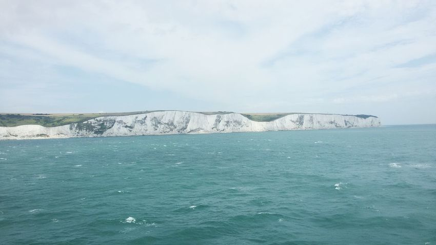 White cliffs of dover White Cliffs Dover England Sea Sky And Clouds White Cliffs Of Dover Water Uk Landscape Nature EyeEmNewHere Lost In The Landscape Colour Your Horizn