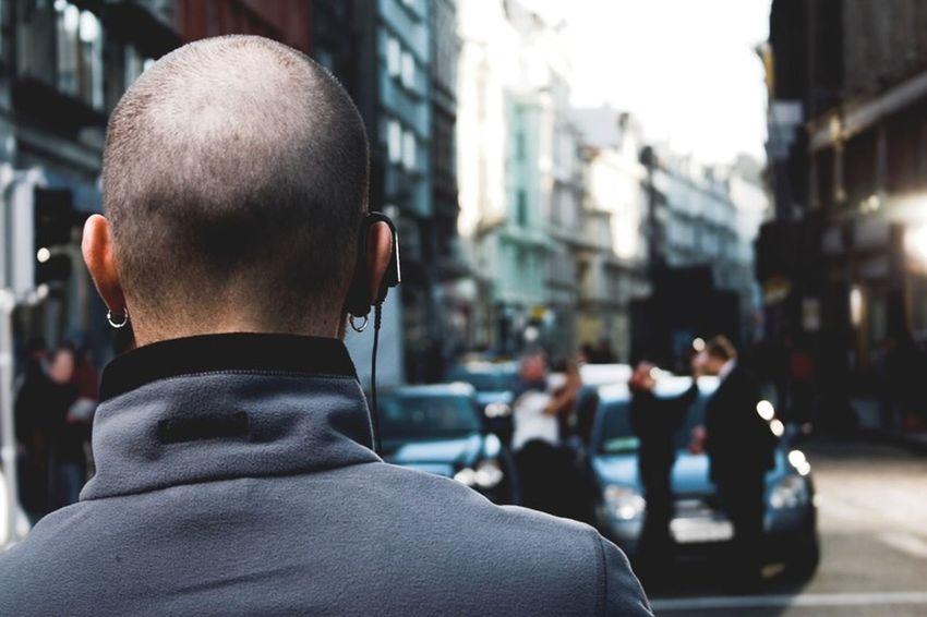 Film Backview Skinhead