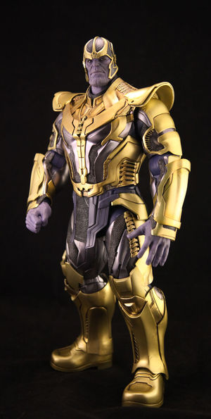 The Mad Titan: Thanos. GUARDIANSOFTHEGALAXY Thanos Hottoys Onesixthscale Anarchyalliance Ata_dreadnoughts Toyphotography Marvel Inifintywars