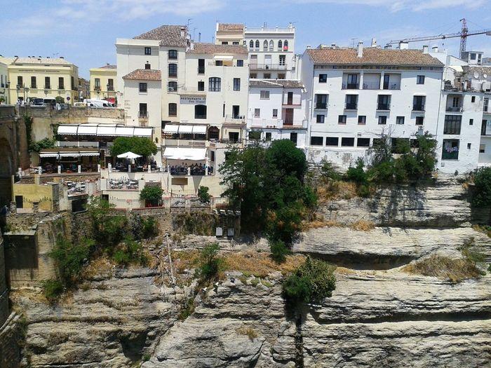 SPAIN Ronda Ronda Spain Travel Destinations Travel Vacations Outdoors Architecture Tourism Trip