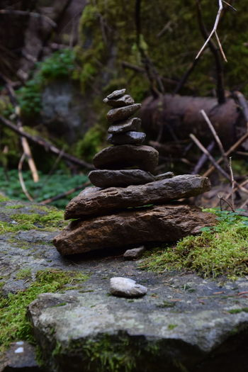 stone Tower 6 Beauty In Nature Close-up Day Focus On Foreground Nature No People Outdoors Pebble Relaxation Rock - Object Scenics Stack Stapled Stone - Object Stones Tower Tranquil Scene Tranquility Zen-like