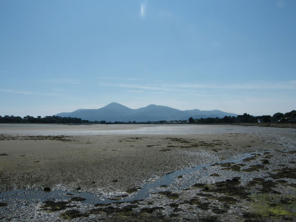 Beauty In Nature Day Dundrum Landscape Mountain Mountain Range Mountains Mountains And Sky Mountains Of Mourne Nature No People Northern Ireland Outdoors Sand Scenics Sky Tranquil Scene Tranquility Water