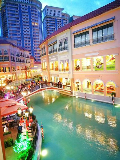 GrandCanalMall MckinleyPH Adapted To The City