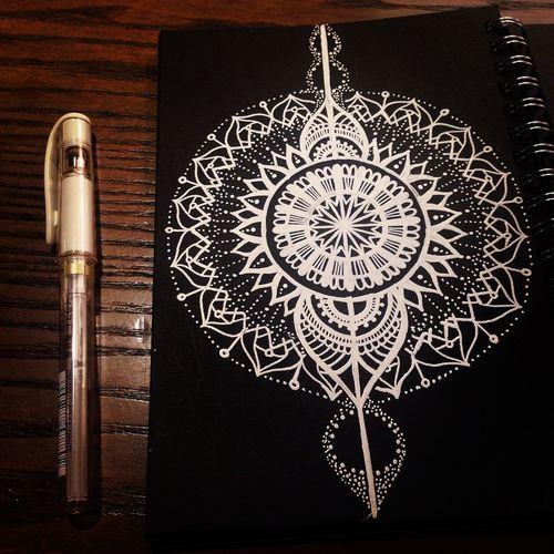 YohkoAmaterraArt 曼荼羅 マンダラ Mandala Art Create My Drawing