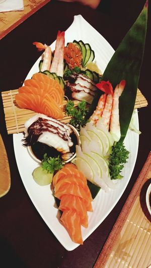 Fish Japonese Japonesefood Culture Delicious Food Sashimi  Salmon