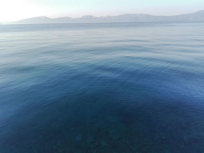 Sea Seascape Raw Photography Relaxing