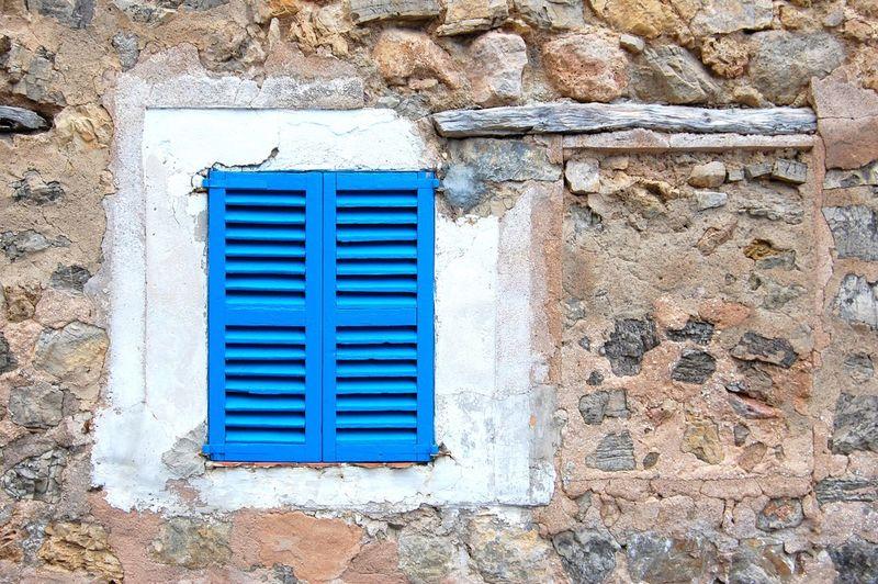 Window In Old Building