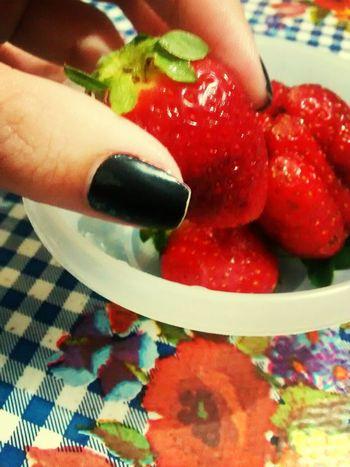 Dica Do Dia (ou Da Noite): Coma Frutinhas!!!🍓