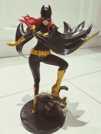 Bishoujoheaven Bishoujo Batgirl Batman Statue Kotobukiya