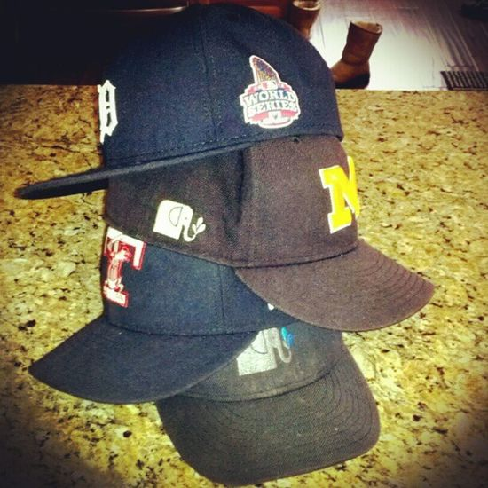 How my teams ranked this year: 4) @bisoftballateam 3) @mudhens 2) @umichfootball 1) @tigers 59fifty