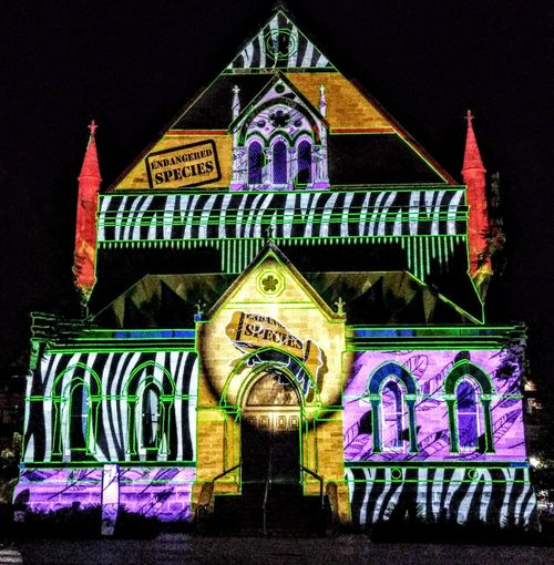 CityOfAdelaide City Of Adelaide Building Exterior Projected Lights Projected Images Image Projection LightProjection Light Projections Lightshow Colors Check This Out Taking Photos No People Parade Of Light Parade Of Lights ParadeOfLight ParadeOfLight,Adelaide Adelaide Adelaide, South Australia Adelaide S.A. Adelaide Fringe Adelaide South Australia Multi Colored Architecture Building Exterior Street Art Building Exterior
