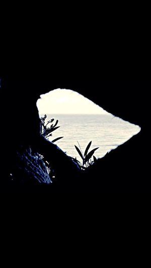 A morning along the coast First Eyeem Photo Calabria Tropea Hole VSCO Seaview Mare Bnw_life Offcircuit Imagine