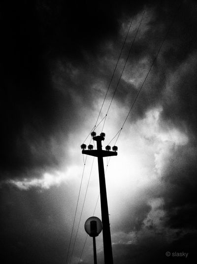 Blackandwhite Sky_collection EyeEm Best Shots Black And Less White