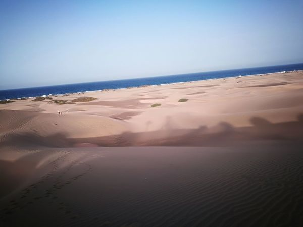 Dunas, playa del Ingles, Gran Canaria Nature Sand Dune Tourism Travel Destinations Water