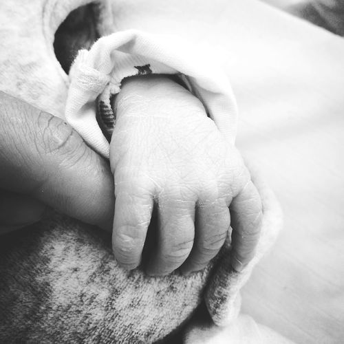 Daddy😁 Human Body Part Human Hand Human Finger Close-up Indoors  Women Hospital Fingernail One Person Day Family Baby Family Babygirl