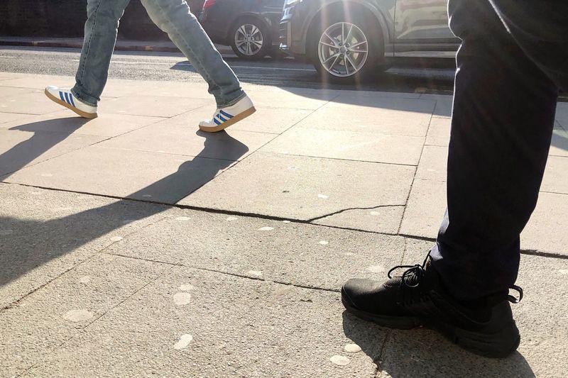 Legs on the