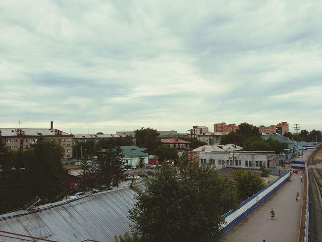 Приехал в город Novosibirsk