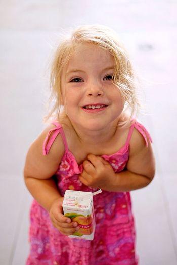 My daughter FUJIFILM X-T2 Childhood Child Smiling Happiness Girls The Portraitist - 2018 EyeEm Awards The Portraitist - 2018 EyeEm Awards