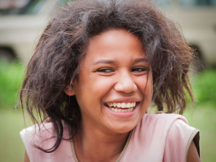 Girl from Abana, Timor Leste TIMOR LESTE Beautiful Woman Cheerful Close-up Day Focus On Foreground Front View Happiness Headshot Lifestyles Looking At Camera One Person Outdoors People Portrait Real People Smiling Toothy Smile Young Adult Young Women EyeEmNewHere The Portraitist - 2018 EyeEm Awards