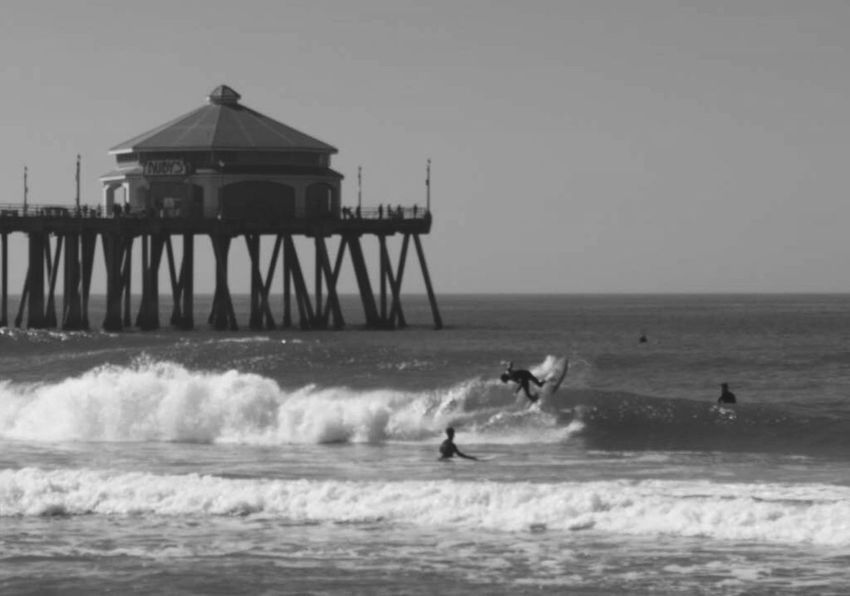 Blackandwhite Black & White Blackandwhite Photography Surf Surf's Up Surfing Surfer Huntington Beach Huntington Beach CA Beach Water Ocean View Surfers Surfers Paradise Surf Photography Surfingphotography Surfing Life Surfboard Surf City USA Pentax