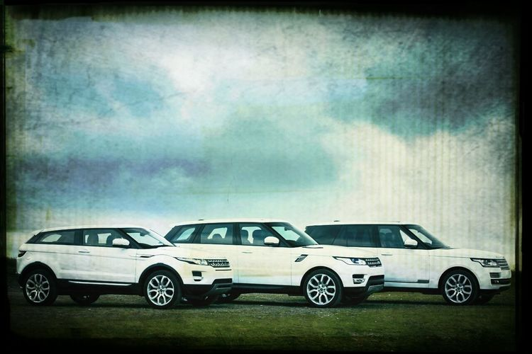 The Range Rover King Of 4by4 Cars
