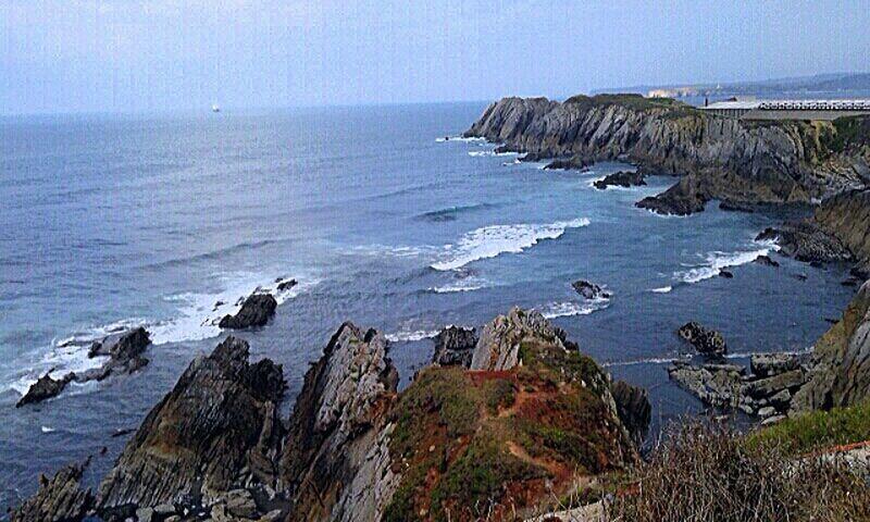 Arnao-Castrillón-Asturias-España Relaxing Macro Macro_collection Macro Photography Macro Nature Ocean Macro Beauty Pivotal Ideas Ocean Photography Orizzonte Spain ✈️🇪🇸 Spain♥
