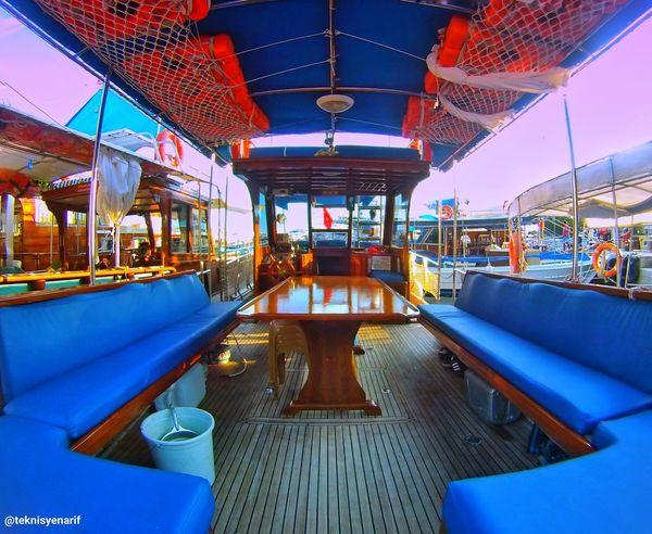 Eroğlu boat kaş limanda