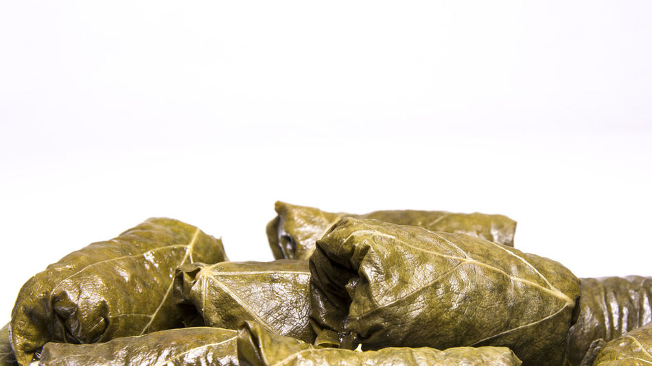 Grape leaves rolls. Sarmale, dolma, sarma, dolmades, golubtsy or golabki. East European and Asian traditional cuisine. Dolmades Dormant Volcano Asian Food European Food Food Golubtsy Sarma Sarmale Traditional