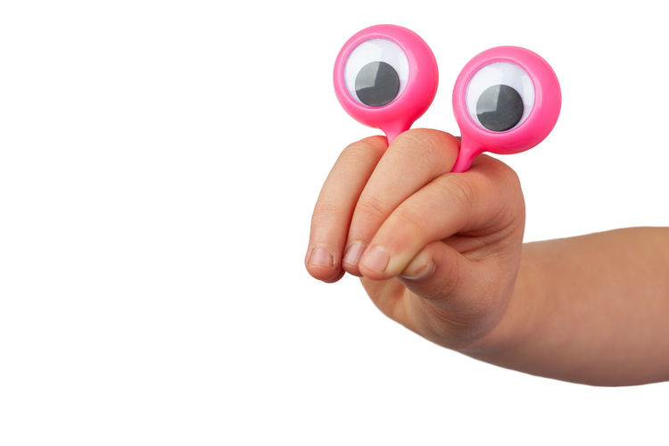 Copy Space Humor Looking Pink Staring Amusement  Animation BIG Big Eyes Cartoon Character Child Children Concept Conceptual Creature Depiction Emotions Eyes Fun Funny Game Gaze Gesture Girl Googly Googly Eyes Hand Hand Gesture Happiness Isolated Look Meme Mime Pantomime Playful Portrait Scared Smiling Stupid Look Stupidity Surprised White White Background