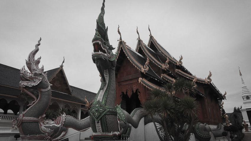 วัดบ้านเด่น เชียงใหม่ WatBanDen Buddha Image วัด พระ Buddha Statue Buddhist Temple TempleThailand Temple Buddha Thailand Thai Chengmai Chengmai Thailand City