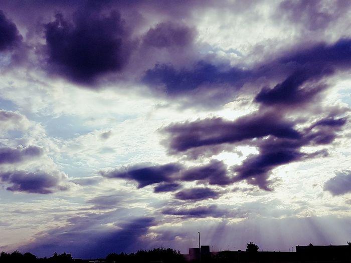 Dramatic Sky Cloud - Sky Storm Cloud Cloudscape Weather Sky Atmospheric Mood