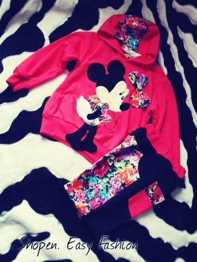 Mikey Mouse Shopenef  Minnie  Minnie
