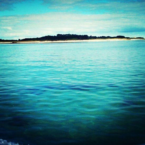 Tresco on the Isles Of Scilly Ios Sea