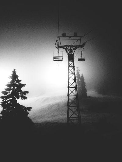 Foggy Night Fog