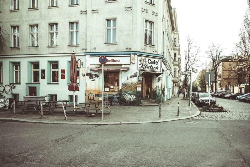 Café Klatsch Berlin Moabit Cafe Time Street Corner Street Photography Street Streetphotography