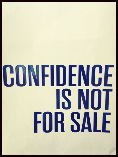 ?❤️ Confidence