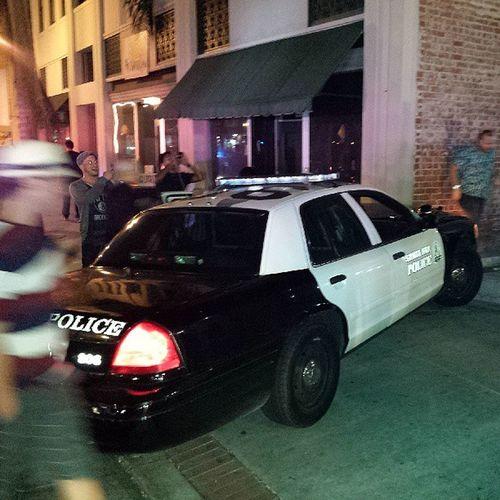 Santa ana special! Run into a wall for no reason! PoliceDUI ShitHappens Oooooouups Fuckedup