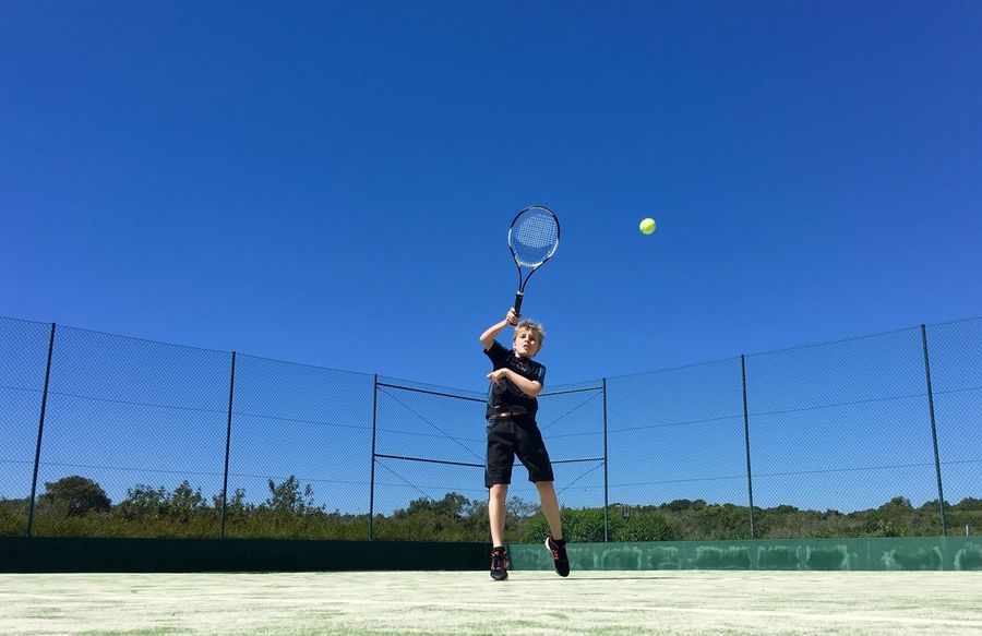 Billy. Tennis in Portugal. Found On The Roll EyeEm Best Shots - People + Portrait The Portraitist - 2016 EyeEm Awards Mobilephotography Enjoying Life The Essence Of Summer Shootermag IPhoneography The Great Outdoors - 2016 EyeEm Awards ShotOniPhone6 EyeEm Best Shots
