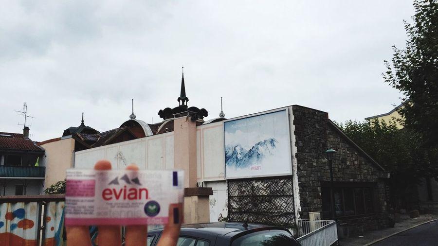 Evian France Mountain City