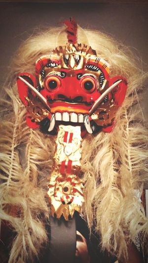 Rangda mask Mask Collection Bali, Indonesia Bali Culture Rangda