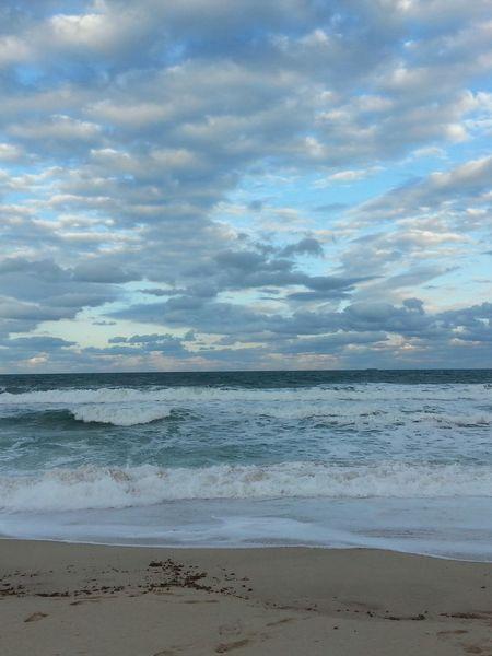 Florida Beauty Cloudscapes Seascape