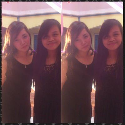 then Lemme Throwback. ❤ That Night.☺ Ate Jean Debut ❤