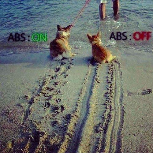 Araçta ki ABS fren sistemi nedir derseniz budur ✌ 😂 Otomotiv Otomotive Fren Abs