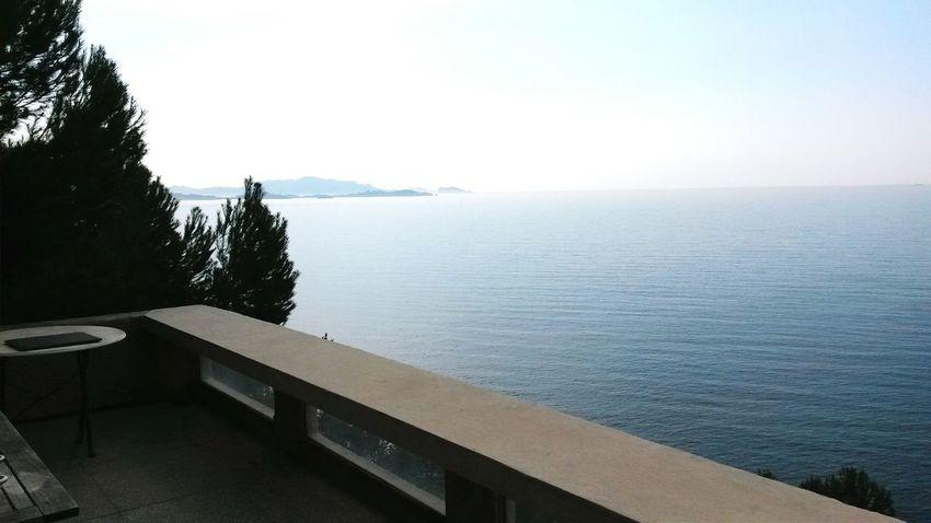 France Marseille Mediterranean  Sea House By The Sea