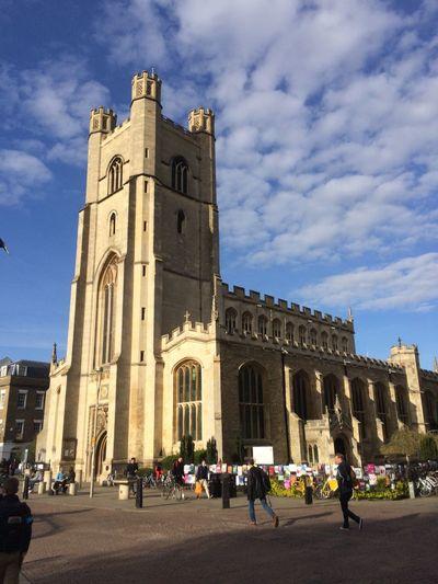 StandingTALL Hello World Church Cambridge